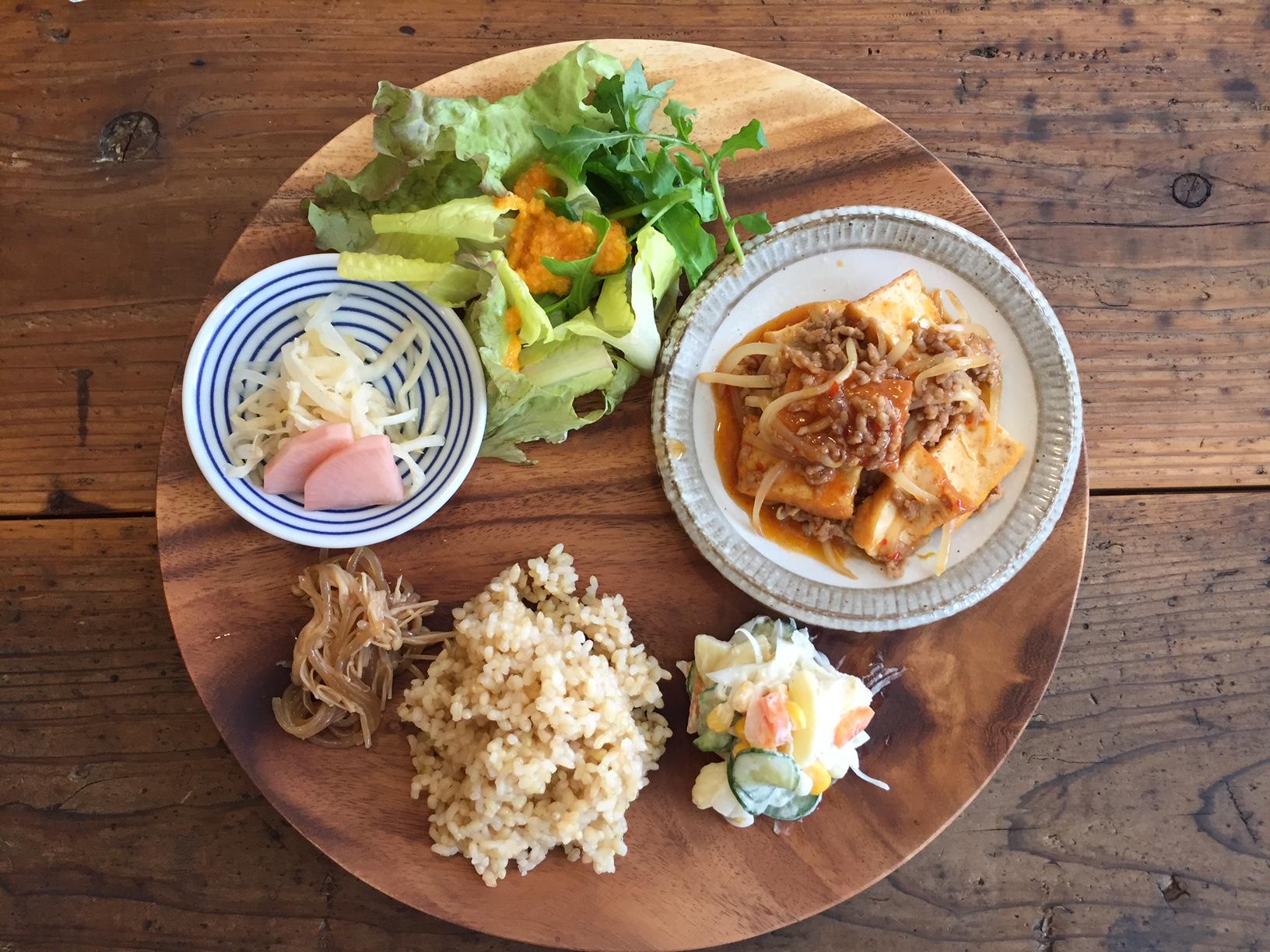 KURASSO Cafe プレートランチ○2